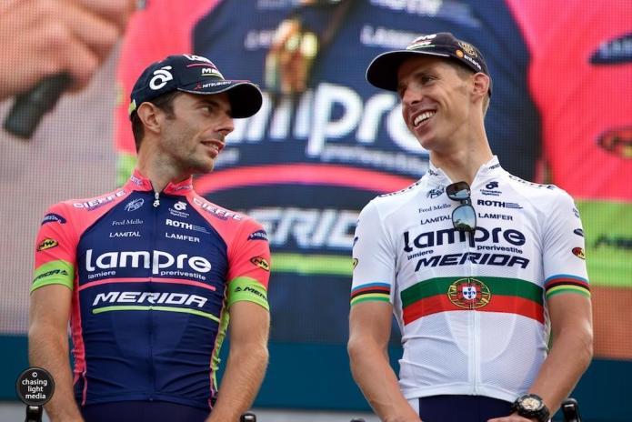 Lampre-Merida, Tour de France 2015, Grand Départ
