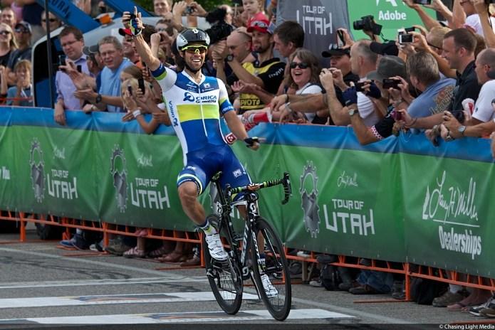 Michael Matthews wins Tour of Utah 2013 Stage 4