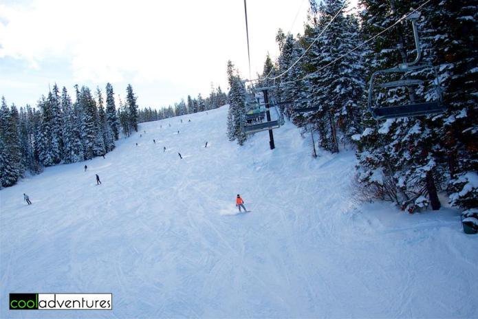 Northstar Ski Resort at Tahoe, Lake Tahoe, California