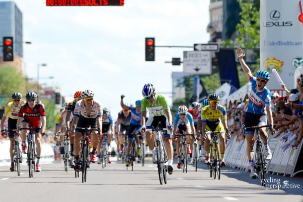 Alex Howes claims USA Pro Challenge 2014 Stage 7 victory