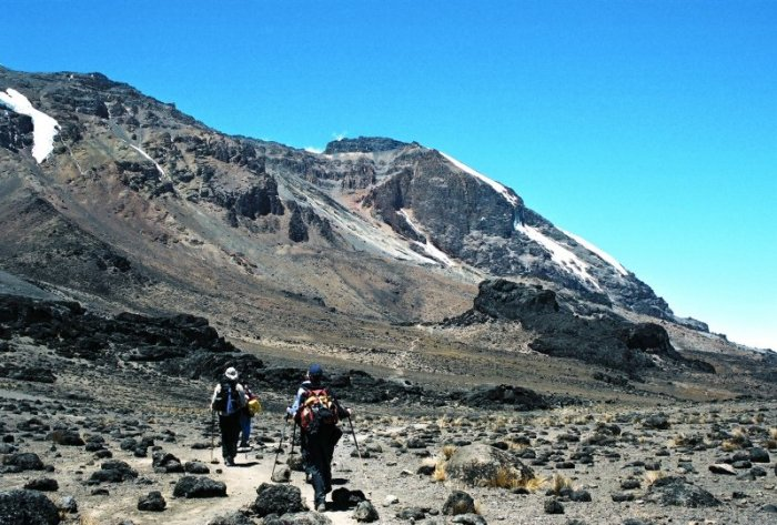Kilimanjaro Machame Route Day 3