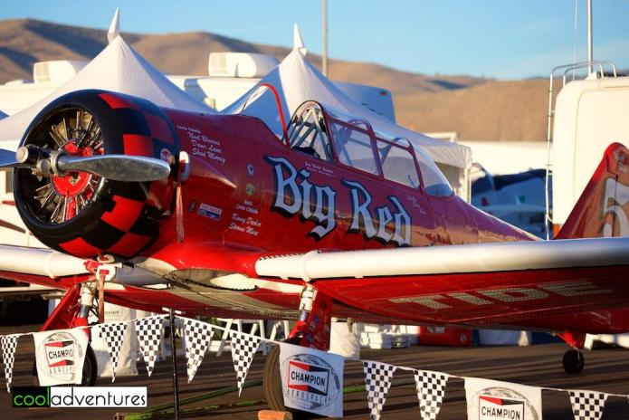 Reno National Championship Air Races