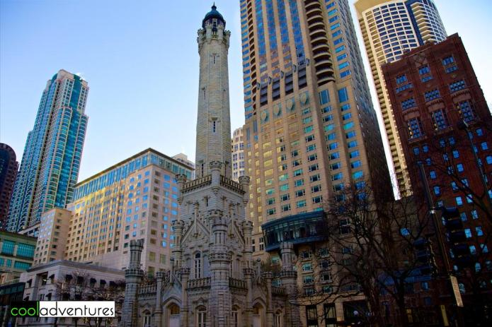 Water Tower Place, Chicago, Illinois