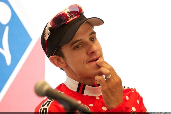 Matt Cooke  USA Pro Challenge 2013 Stage 1