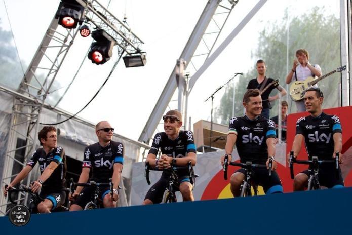 Team Sky, Tour de France 2015, Grand Départ