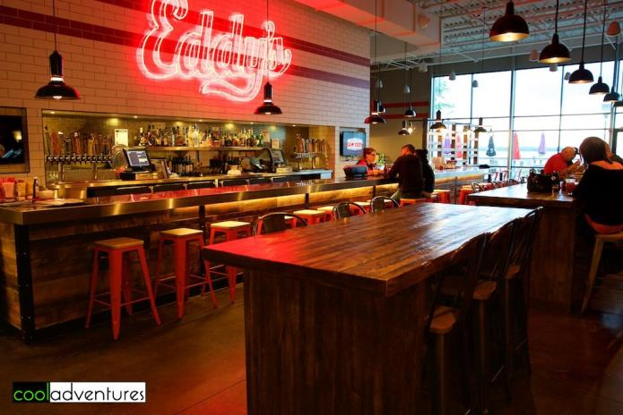 The Launch Bar & Grill at Eddy's Resort on Lake Mille Lacs
