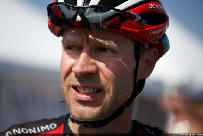 Amgen Tour of California 2013 Stage 4, Jens Voigt, RadioShack Leopard