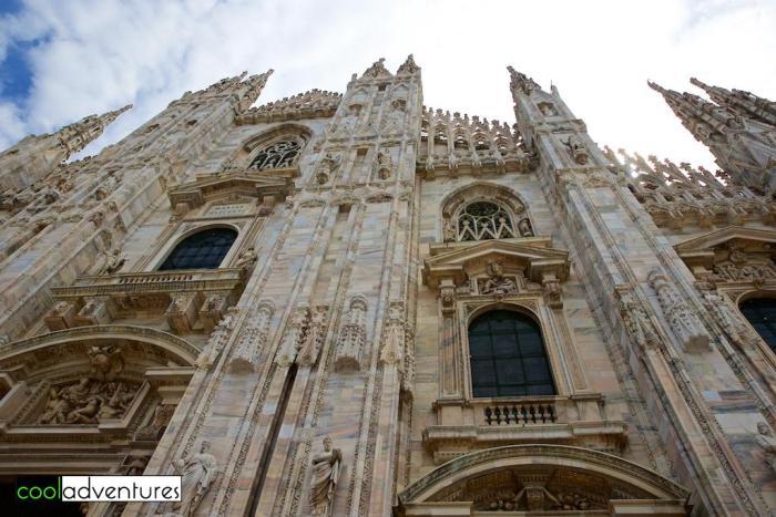 The Duomo, Milan, Italy