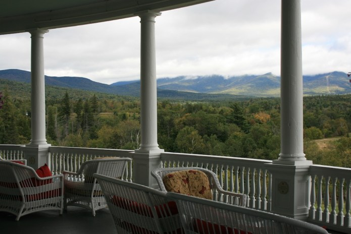 New Hampshire Hiking: Views From the Omni Mount Washington Resort