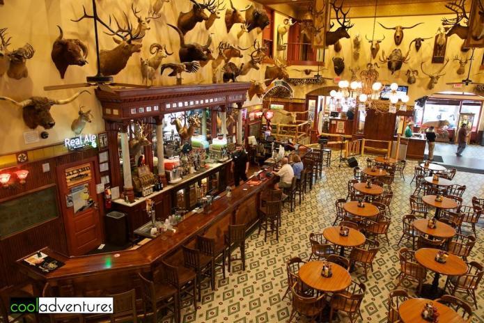 The Buckhorn Saloon, San Antonio, Texas