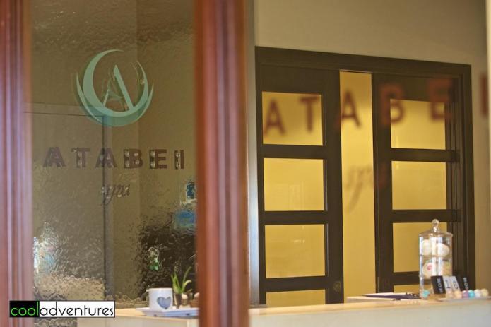 Atabei Spa, Santa Barbara Resort, Curacao