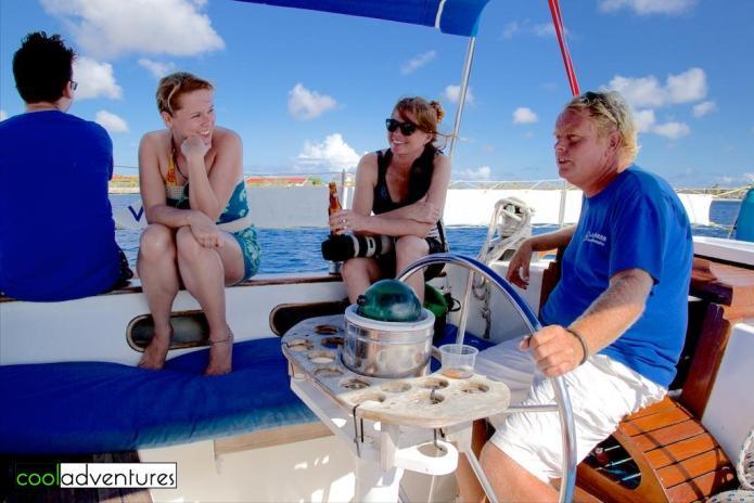 Compass Bonaire Sunset Sail
