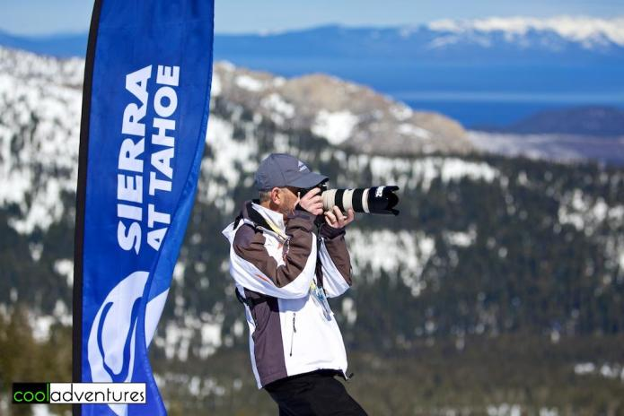 Greg Hull at Huck Cup, Sierra at Tahoe