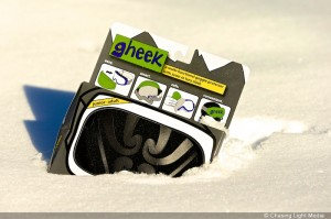 Gheek Goggle covers