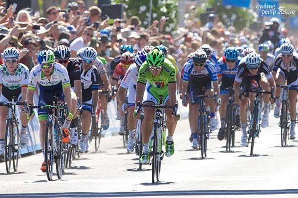 Peter Sagan & Matthew Goss, Amgen Tour of California 2014 Stage 5