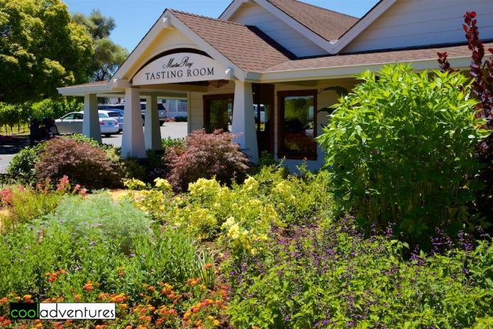 Martin Ray Tasting Room, Santa Rosa, California