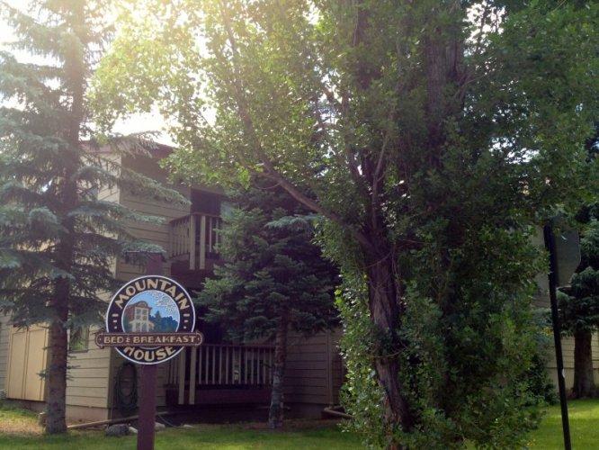 Aspen hotel: Mountain House