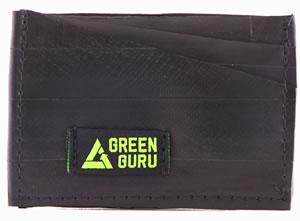 Green Guru gear card wallet