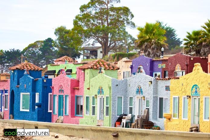 Capitola Village, California