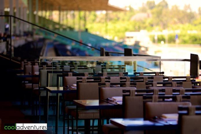 Turf Terrace, Santa Anita Park, Arcadia, California