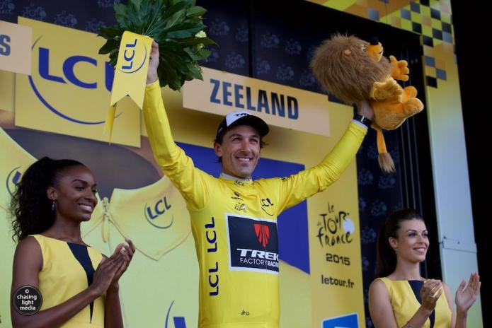 Fabian Cancellara, Trek Factory Racing, Tour de France 2015 Stage 2