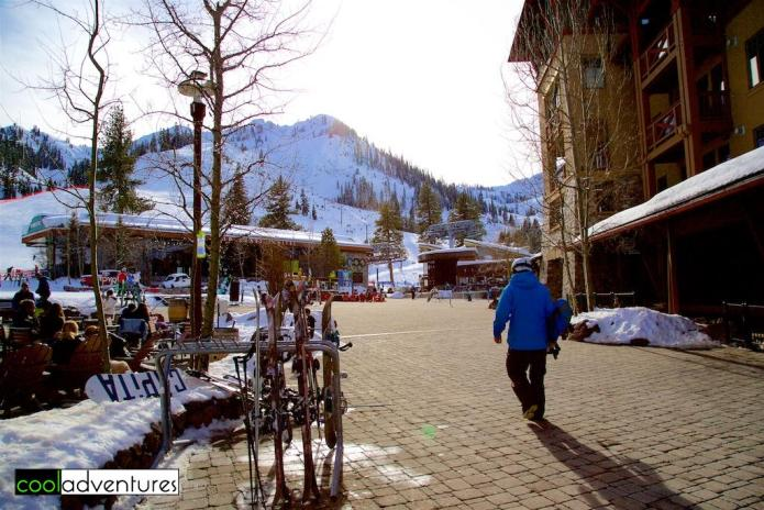 The Village Squaw Valley, Lake Tahoe, California