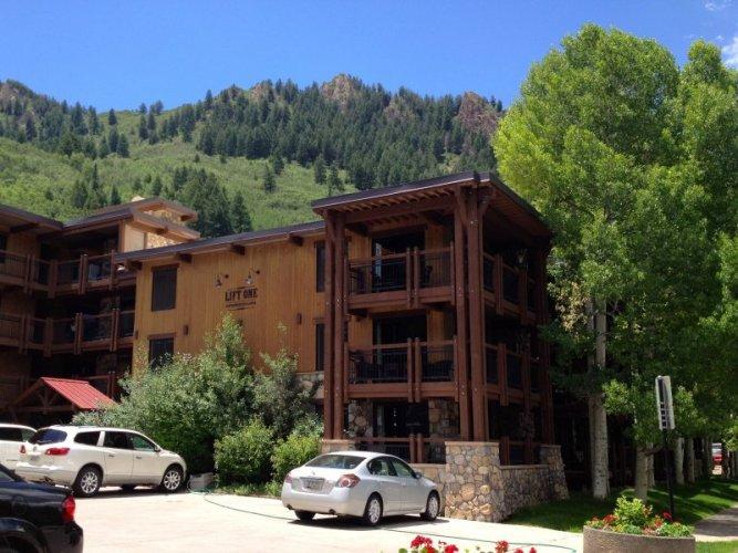 Aspen hotel: Lift One