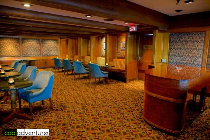 Sir Winston's Lounge, The Queen Mary