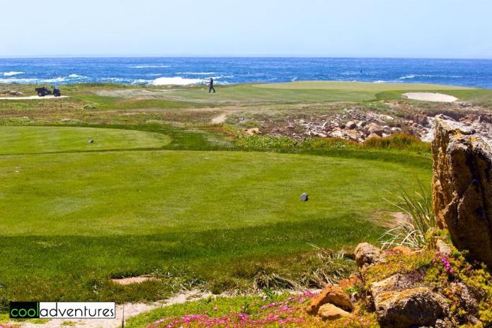 Pebble Beach, Monterey Peninsula, California