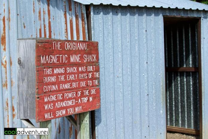 Magnetic Mine Shack, Paul Bunyan Land, Brainerd, Minnesota