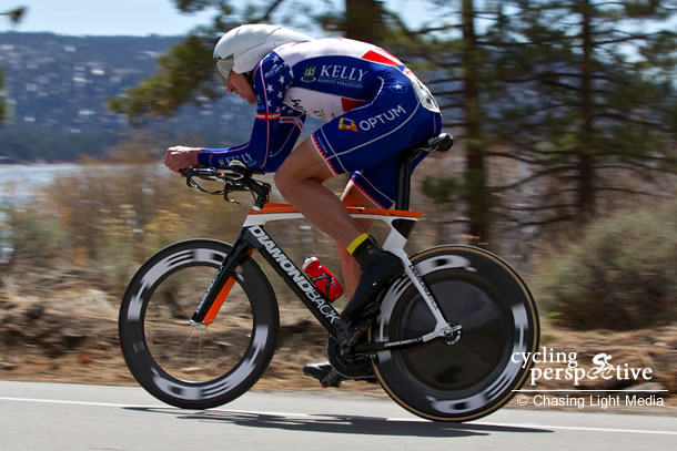 Tom Zirbel wins Redlands ITT and takes over lead