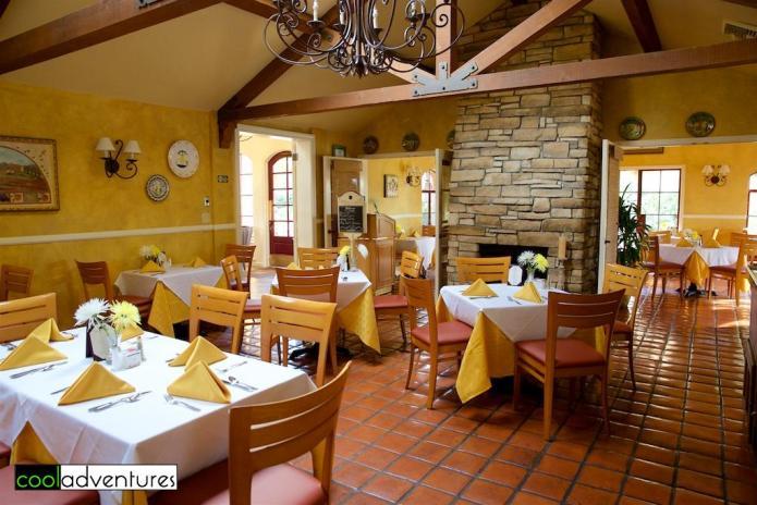 Vintners Inn Café