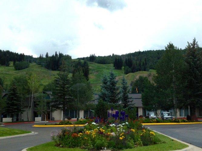 Aspen hotel: Inn at Aspen