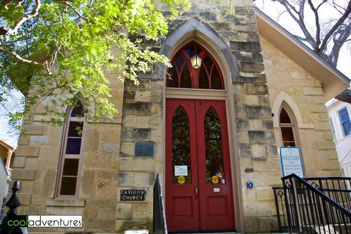La Villita Church, San Antonio, Texas