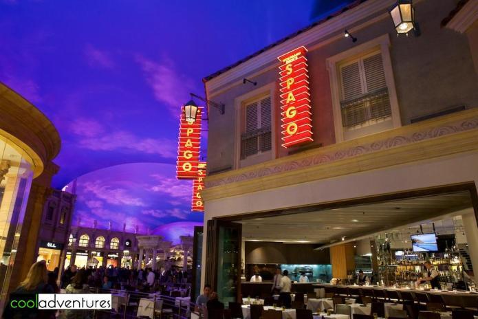Spago - Las Vegas