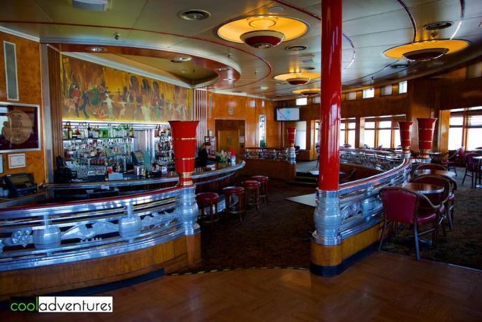 Observation Bar, The Queen Mary