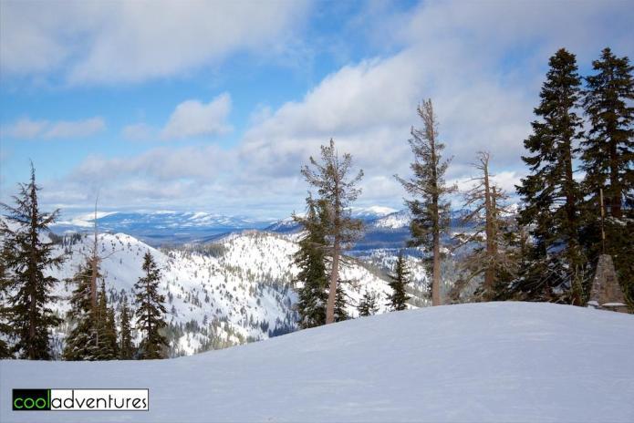 Alpine Meadows Ski Resort, Lake Tahoe, California
