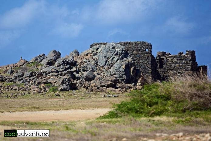 Bushiribana Gold Mill Ruins, Aruba