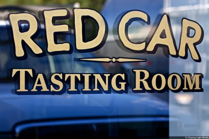 Red Car Tasting Room