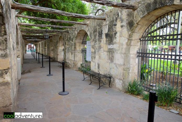 The Alamo History Walk, San Antonio, Texas