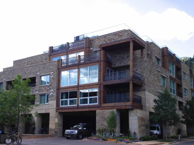 Aspen hotel: Residences at the Nell