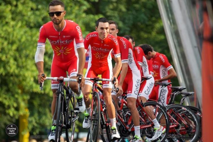 Cofidis Solutions Credits, Tour de France 2015 teams presentation