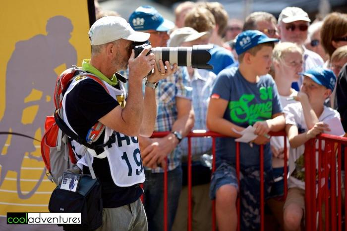 Greg Hull, Tour de France 2015