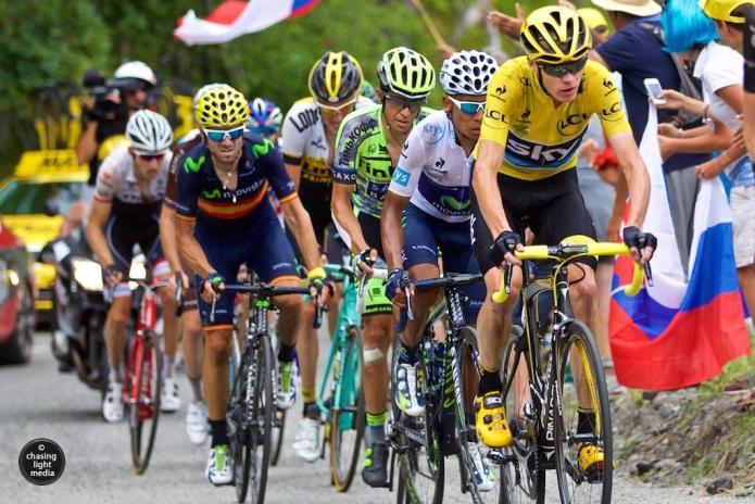 Tour de France 2015 Stage 19 La Toussuire