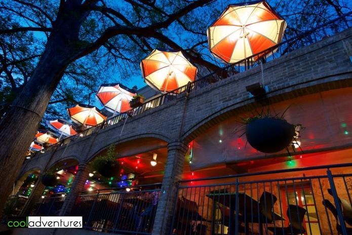 Cafe Ole on the River Walk, San Antonio, Texas