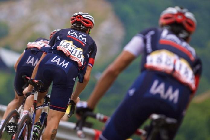 IAM Cycling, Tour de France 2015 Stage 19 La Toussuire
