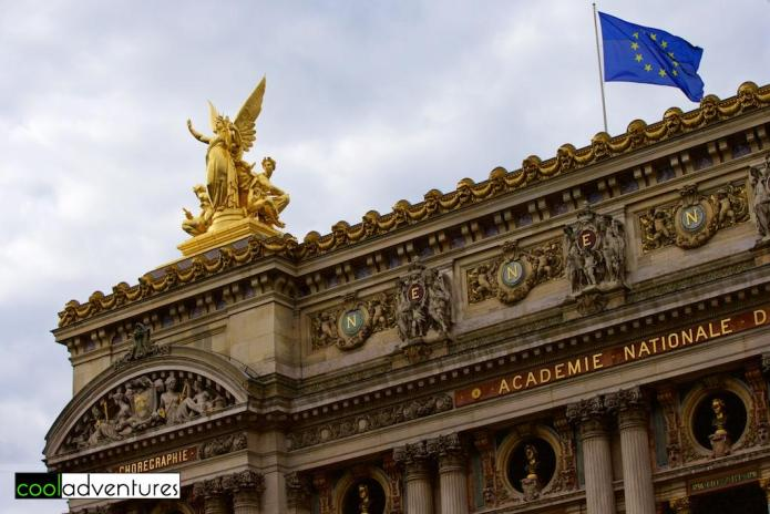 Palais Garnier, Opéra de Paris, Paris, France