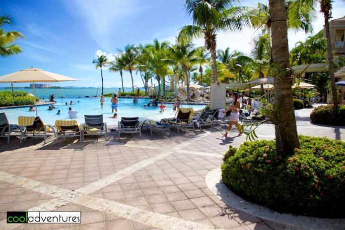 Coqui Water Park, El Conquistador Resort, Fajardo, Puerto Rico