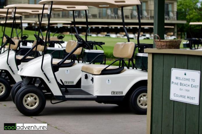 Pine Beach East Golf Course, Madden's On Gull Lake, Brainerd, Minnesota