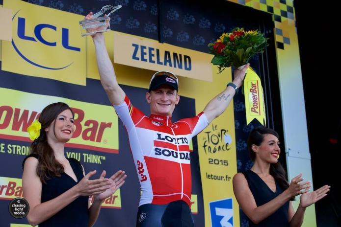 André Greipel, Lotto Soudal, Tour de France 2015 Stage 2